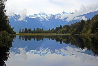 lake-matheson-mount-cook-and-tasman